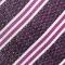 Regency Striped Purple and Plum Tie2